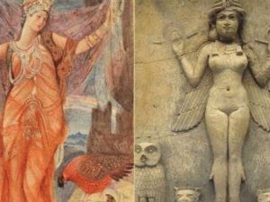 El mito de Inanna